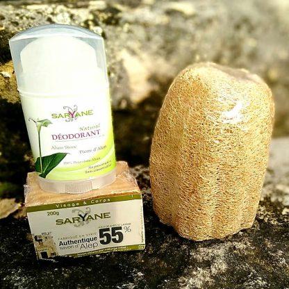 Idée Cadeau #1: Bien-être au quotidien (du savon d 'Alep à 55% et...)