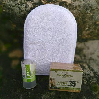 Idée Cadeau #2: Douceur du matin (du savon d ' Alep à 55% et...)