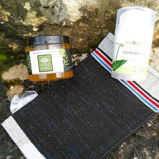 Idée Cadeau #3: Plaisir du hammam (du savon noir à l'eucalyptus et...)